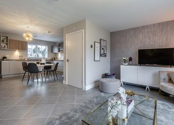 """Thumbnail 3 bed semi-detached house for sale in """"The Seabridge Semi"""" at Steeplechase Way, Market Harborough"""