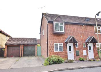 Thumbnail 3 bed end terrace house for sale in Spalt Close, Hutton, Brentwood, Essex