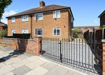 Thumbnail Semi-detached house for sale in Birkbeck Avenue, Greenford