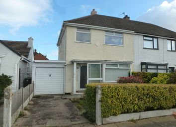Thumbnail 3 bed semi-detached house to rent in Pensby Road, Thingwall, Wirral