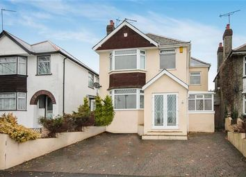 Thumbnail 4 bedroom detached house to rent in Playfields Drive, Branksome, Poole