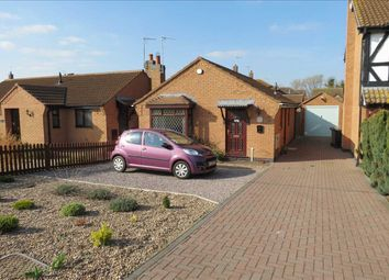 Thumbnail 2 bed detached bungalow for sale in Westcliffe Road, Ruskington, Sleaford