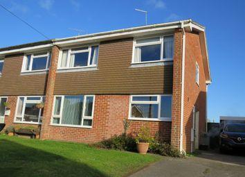 Thumbnail 4 bed semi-detached house for sale in Stirling Road, Market Lavington, Devizes
