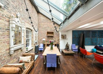 Thumbnail 6 bed terraced house for sale in Clerkenwell, London
