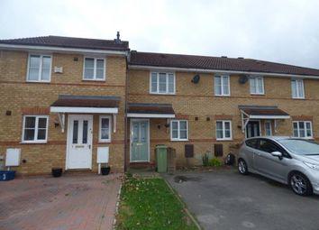 Thumbnail 2 bed terraced house for sale in Ampleforth, Monkston, Milton Keynes, Bucks