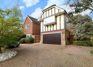Thumbnail 5 bed property for sale in Little Hill, Heronsgate, Rickmansworth