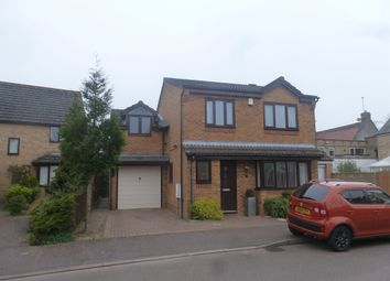 Thumbnail 4 bed detached house for sale in Chamberlain Way, Higham Ferrers, Rushden