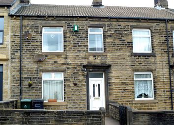 Thumbnail 2 bed terraced house for sale in Leymoor Road, Golcar, Huddersfield