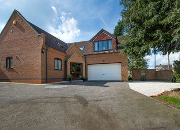 Thumbnail 4 bed detached house for sale in Loughborough Road, Hathern