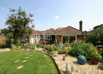 Thumbnail 4 bedroom detached bungalow for sale in Church Lane, Hedge End, Southampton