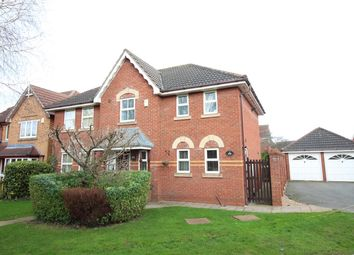 Thumbnail 4 bedroom detached house for sale in Burnt Oak Close, Nuthall, Nottingham