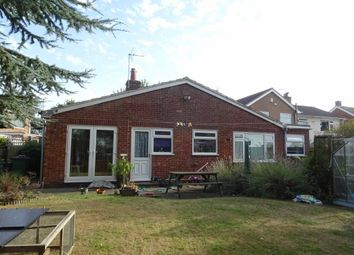 Thumbnail 3 bed detached bungalow for sale in Hinckley Road, Sapcote, Leicester