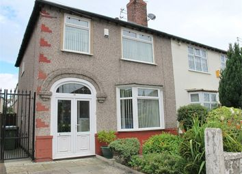 Thumbnail 3 bed semi-detached house for sale in Moss Pits Lane, Wavertree, Liverpool, Merseyside
