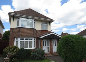 Thumbnail 3 bed detached house for sale in Munro Crescent, Southampton