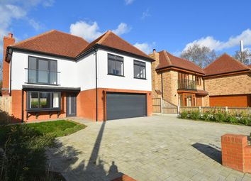 Thumbnail 4 bed detached house for sale in Pegwell Road, Ramsgate