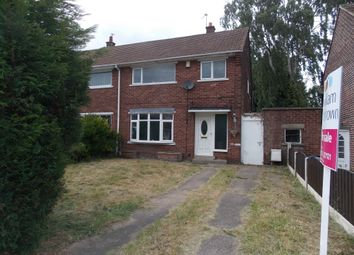 Thumbnail 3 bed semi-detached house for sale in Villa Park Road, Cantley, Doncaster