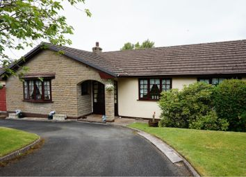Thumbnail 4 bed detached bungalow for sale in Cilmery, Builth Wells