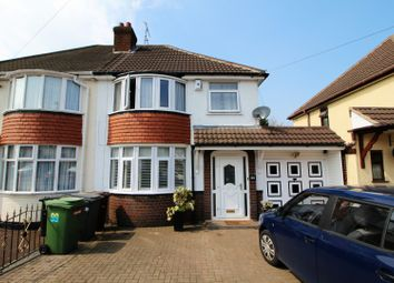 3 bed semi-detached house for sale in Winchester Road, Wolverhampton, West Midlands WV10