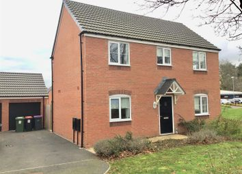 Thumbnail 3 bedroom detached house to rent in Lawton Farm Way, Leegomery, Telford
