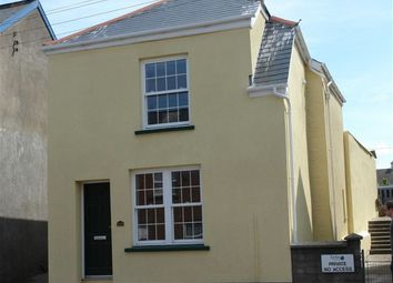 Thumbnail 3 bedroom detached house to rent in New Street, Great Torrington, Devon