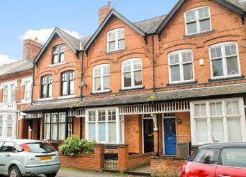 Thumbnail 5 bed terraced house for sale in Cross Road, Clarendon Park, Leicester