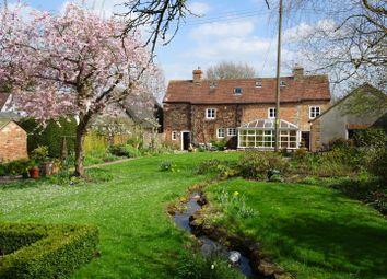 Thumbnail 4 bed detached house for sale in Village Street, Aldington, Evesham, Worcestershire