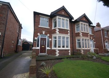 Thumbnail 3 bedroom semi-detached house for sale in Lawson Road, Blackpool