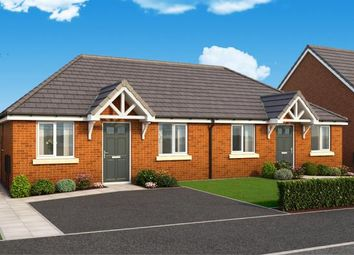 "Thumbnail 2 bedroom bungalow for sale in ""The Malvern At Lyndon Park "" at Harwood Lane, Great Harwood, Blackburn"