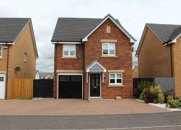 Thumbnail 4 bed detached house for sale in Red Deer Road, Cambuslang, Glasgow