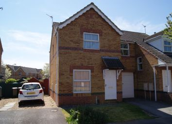 Thumbnail 2 bed semi-detached house to rent in Lupin Road, Lincoln