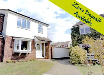 Thumbnail 4 bed end terrace house to rent in Sheerstock, Haddenham