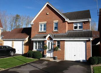 Thumbnail 4 bed detached house for sale in Lanes End, Brislington, Bristol