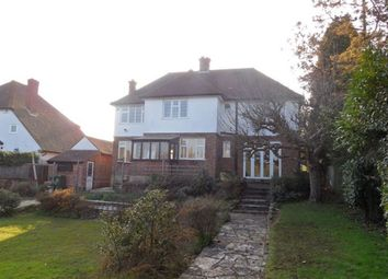 Thumbnail 4 bed detached house to rent in Marlborough Crescent, Sevenoaks