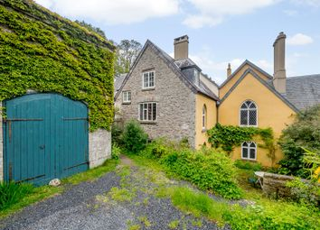 Thumbnail 5 bed semi-detached house for sale in Mapstone Hill, Lustleigh, Newton Abbot, Devon