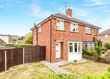 Thumbnail 3 bed semi-detached house for sale in Bruce Close, Haywards Heath