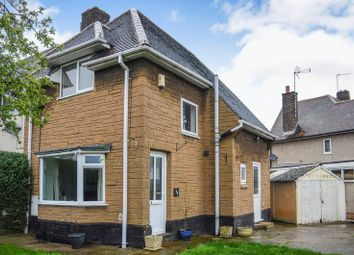 Thumbnail 3 bed end terrace house for sale in Audrey Crescent, Mansfield Woodhouse, Mansfield