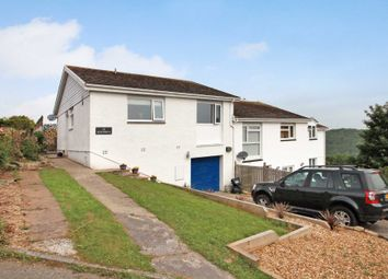 Thumbnail 3 bed semi-detached house for sale in Goonrea, Looe