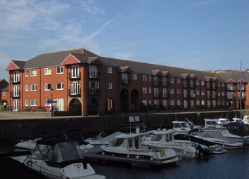 Thumbnail 1 bed flat to rent in Arethusa Quay, Maritime Quarter, Swansea
