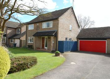 Thumbnail 4 bed detached house for sale in Chaundy Road, Tackley, Kidlington