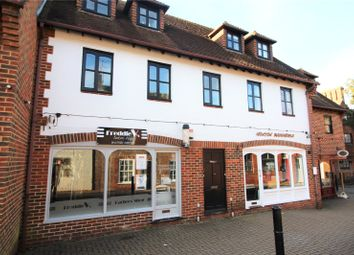 Thumbnail 2 bed flat to rent in Brook Street, Bishops Waltham, Hampshire