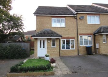 Thumbnail 2 bed end terrace house for sale in The Hollies, Hurst Green, Oxted