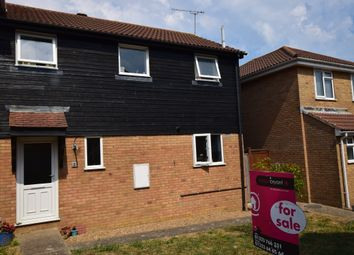 Thumbnail 3 bed semi-detached house for sale in Carroll Walk, Eastbourne