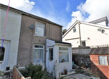 Thumbnail 2 bed cottage for sale in Railway Terrace, Pontycymmer, Bridgend