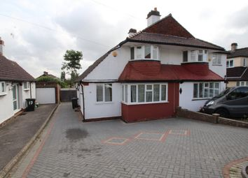 Thumbnail 3 bedroom semi-detached house to rent in Pragnell Road, London