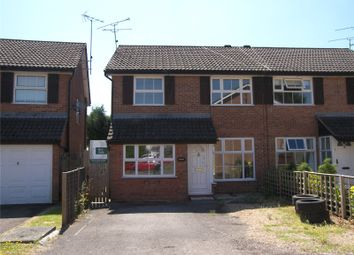 Thumbnail 3 bed semi-detached house to rent in Harrier Close, Woodley, Berkshire