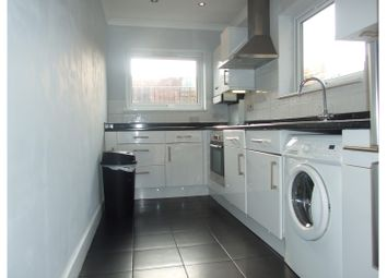 Thumbnail 2 bed terraced house to rent in Park Road, Chislehurst