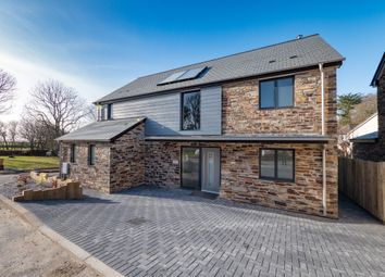 Thumbnail 4 bed detached house for sale in Poughill, Bude