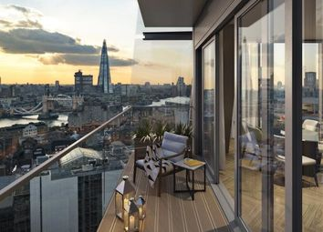 Thumbnail 2 bed flat for sale in 9 Arrival Square, London
