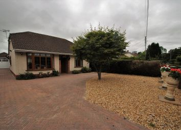 Thumbnail 3 bed detached bungalow for sale in Brent Road, Cossington