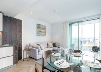 Thumbnail 2 bed flat to rent in Circus Road West, Battersea Power Station